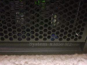 IBM System x3850 M2 2008 Server for Sale in Sacramento, CA
