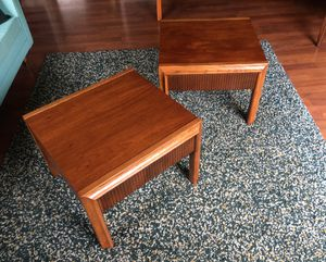Mid Century Side / End Tables for Sale in Portland, OR
