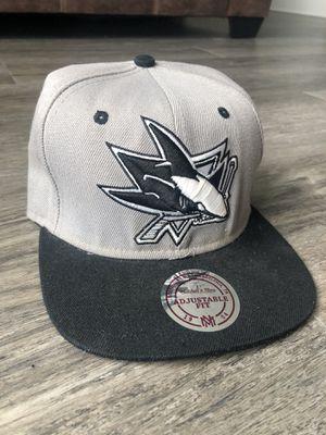 San Jose Sharks snapback hat for Sale in Tampa, FL