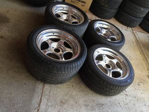 Forge line wheels for Sale in Dixon, CA