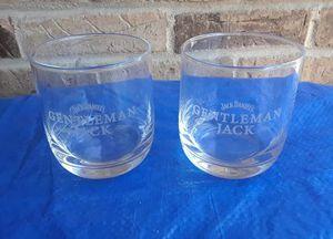 Jack Daniel's Whiskey Gentleman Jack Rock Bar Glasses (2/8 oz.) for Sale in Altamonte Springs, FL
