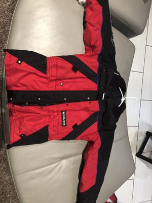 Snowmobile woman's jacket Polaris medium size for Sale in Ridgefield, WA
