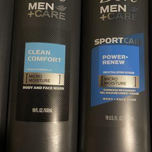 18oz Dove 🕊 Men's Body Wash 3$ Each for Sale in Lantana, FL