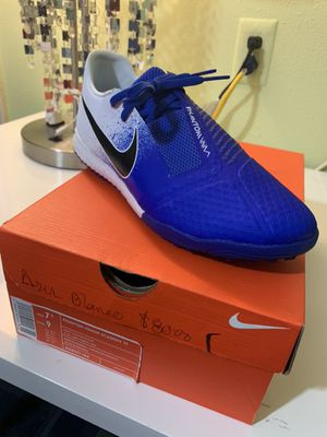 Nike soccer indoor shoes for Sale in Dallas, TX