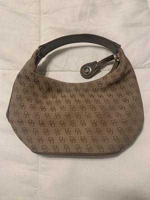 Mini brown fabric hobo bag for Sale in Chicago, IL