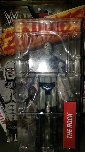 WWE The Rock Zombie for Sale in Santa Fe Springs, CA