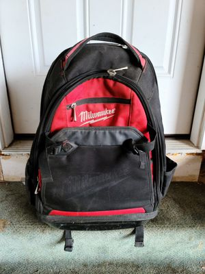 Milwaukee tool backpack for Sale in Springfield, VA