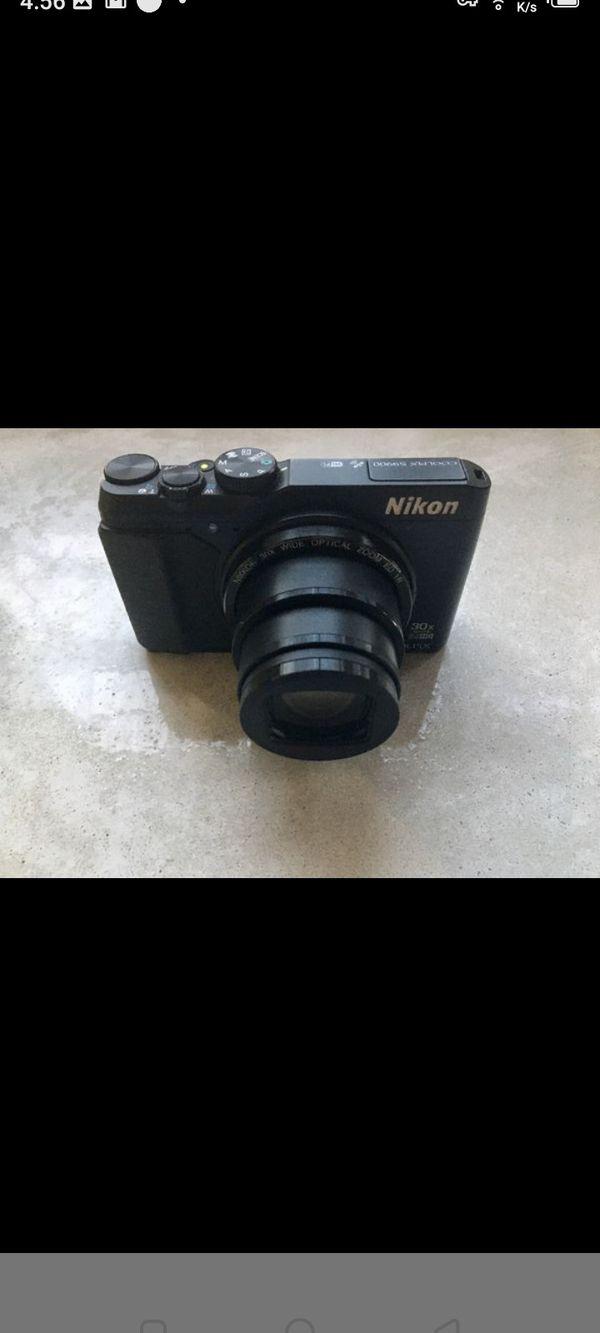 Nikon COOLPIX S9900 16.0MP Digital Camera
