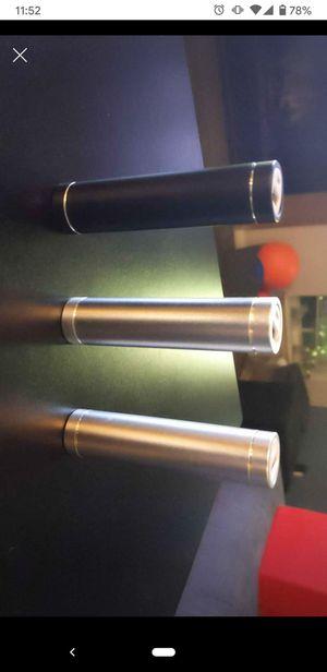 Rechargable batteries (all 3) for Sale in Salt Lake City, UT
