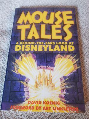 Disneyland books (3 books) for Sale in Laguna Woods, CA