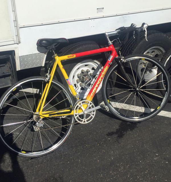 Nice Cannondale Bike