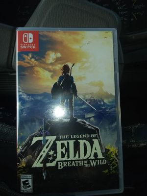New Nintendo Switch games for Sale in West Valley City, UT