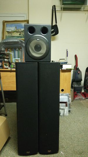Impendance 8 ohms 100 watts for Sale in Delray Beach, FL