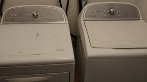 Washer and dryer both for $150 whirpool for Sale in Miami, FL