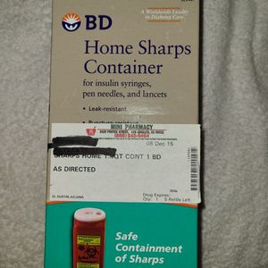 Sharps Container for Sale in Garden Grove, CA