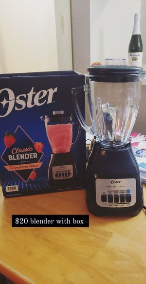 Blender in box for Sale in Menlo Park, CA