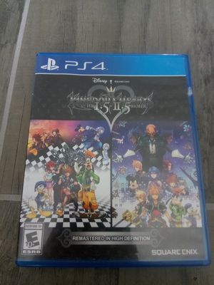 Kingdom Hearts HD Remix for Sale in Tempe, AZ
