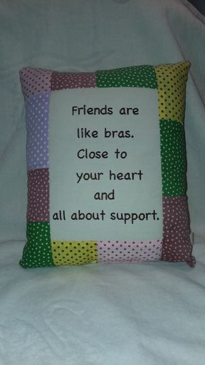 .Friends Pillow for Sale in Garden Grove, CA