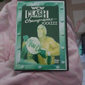 Wcw Clash of The Champions XXXIII dvd for Sale in Chicago, IL