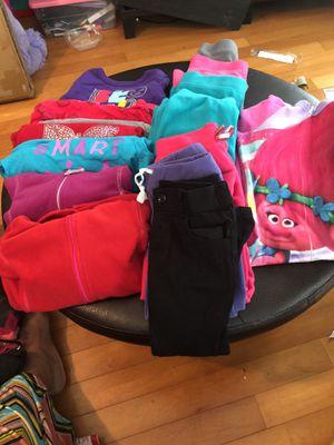 Fleece sweatpants and Jackets fleece trolls pjs long sleeve tops for Sale in McDonough, GA