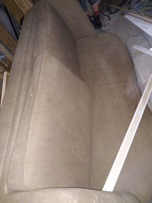 Couch with matching chair for Sale in Wichita, KS