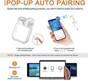 Waterproof Bluetooth 5.0 Earbuds Headphones Wireless Headset 3D Sound for Sale in West Covina, CA
