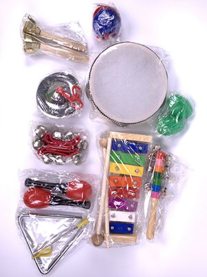 Kids Musical Instruments, Wood Percussion Xylophone Toys for Boys and Girls Preschool Education with Storage Backpack for Sale in Bakersfield, CA