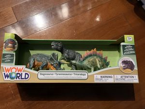Dinosaurs toys new for Sale in Annandale, VA