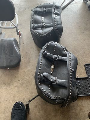 Harley saddle bags for Sale in Irvine, CA