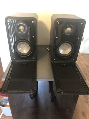 Polk Audio S15 Bookshelf Speaker's for Sale in Mesa, AZ