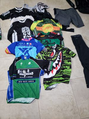 Cycling Jerseys and Bibs, Cycling Kit XL for Sale in Trinity, FL