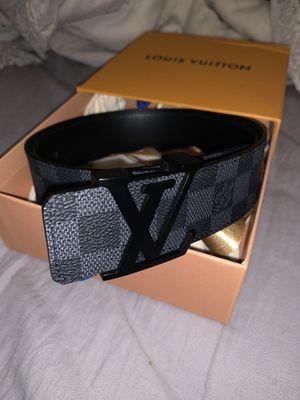 Black Lv belt for Sale in Carrollton, TX