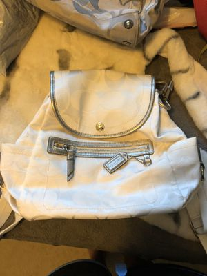 Authentic Coach backpack / purse brand new for Sale in Chantilly, VA
