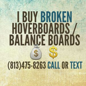 Hoverboards REPAIR & PURCHASE for Sale in Tampa, FL