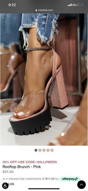 Miss lola heels for Sale in Anaheim, CA