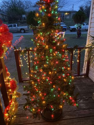 Christmas tree for Sale in Fort Worth, TX