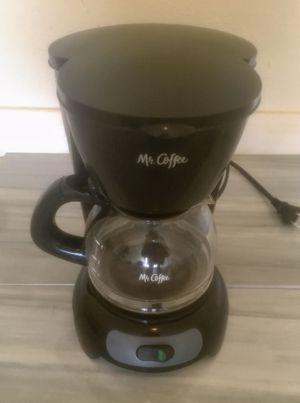Black Mr Coffee Coffee Maker for Sale in Houston, TX