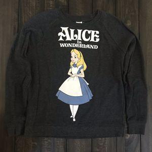 Disney Alice in Wonderland Crewneck Sweater - Adult Small for Sale in Orange, CA