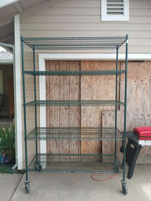 Metro rack heavy duty for Sale in North Highlands, CA