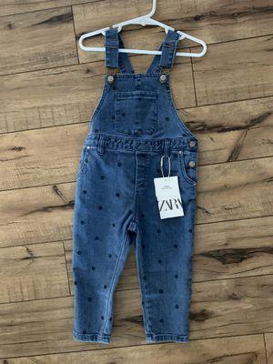 Zara toddler overalls for Sale in La Mesa, CA
