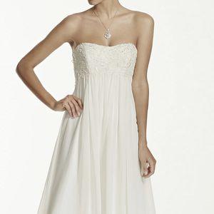 Wedding Dress Size 4 for Sale in Murrieta, CA