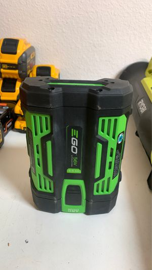 EGO 2.5 AH BATTERY for Sale in San Dimas, CA