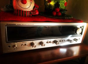 Pioneer stereo receiver 1974 for Sale in Knoxville, TN
