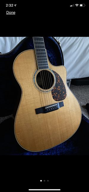 Larrivee LV09 redwood acoustic guitar with LR Braggs pickups for Sale in Louisville, KY