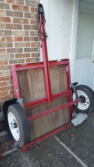 Red Small Trailer for Sale in Houston, TX