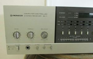 Vintage Pioneer SX-7 Stereo Receiver for Sale in Peoria, AZ