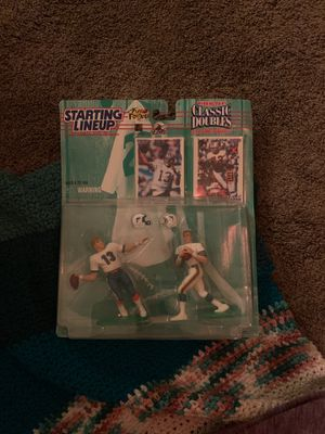 Starting lineup sports collectibles for Sale in Davie, FL