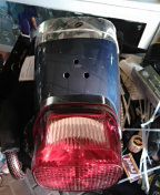 Harley Davidson light and part for Sale in Brodnax, VA