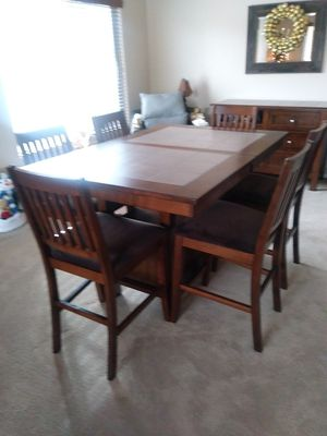 Dining Table and Buffet for Sale in Surprise, AZ