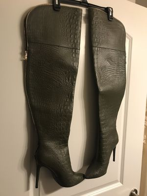 Brand new Jennifer Le thigh high boots for Sale in Oak Point, TX